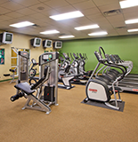 Mussels Fitness Center